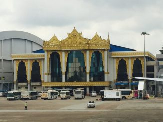Yangon International Airport
