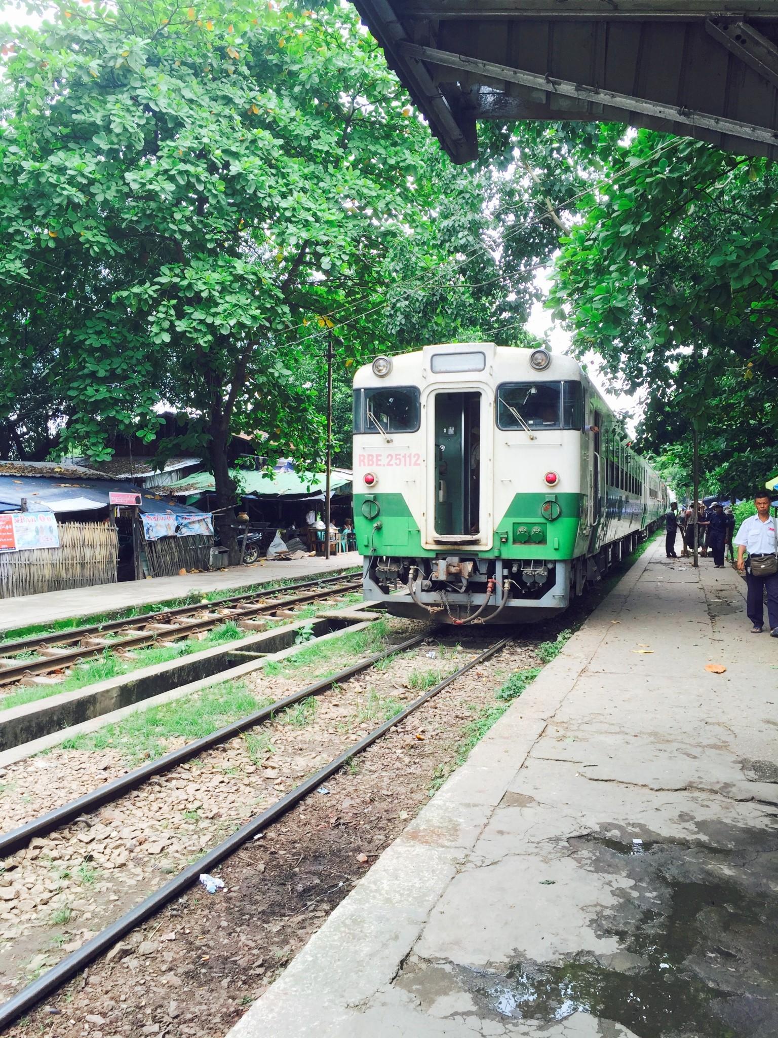 The Circular Train