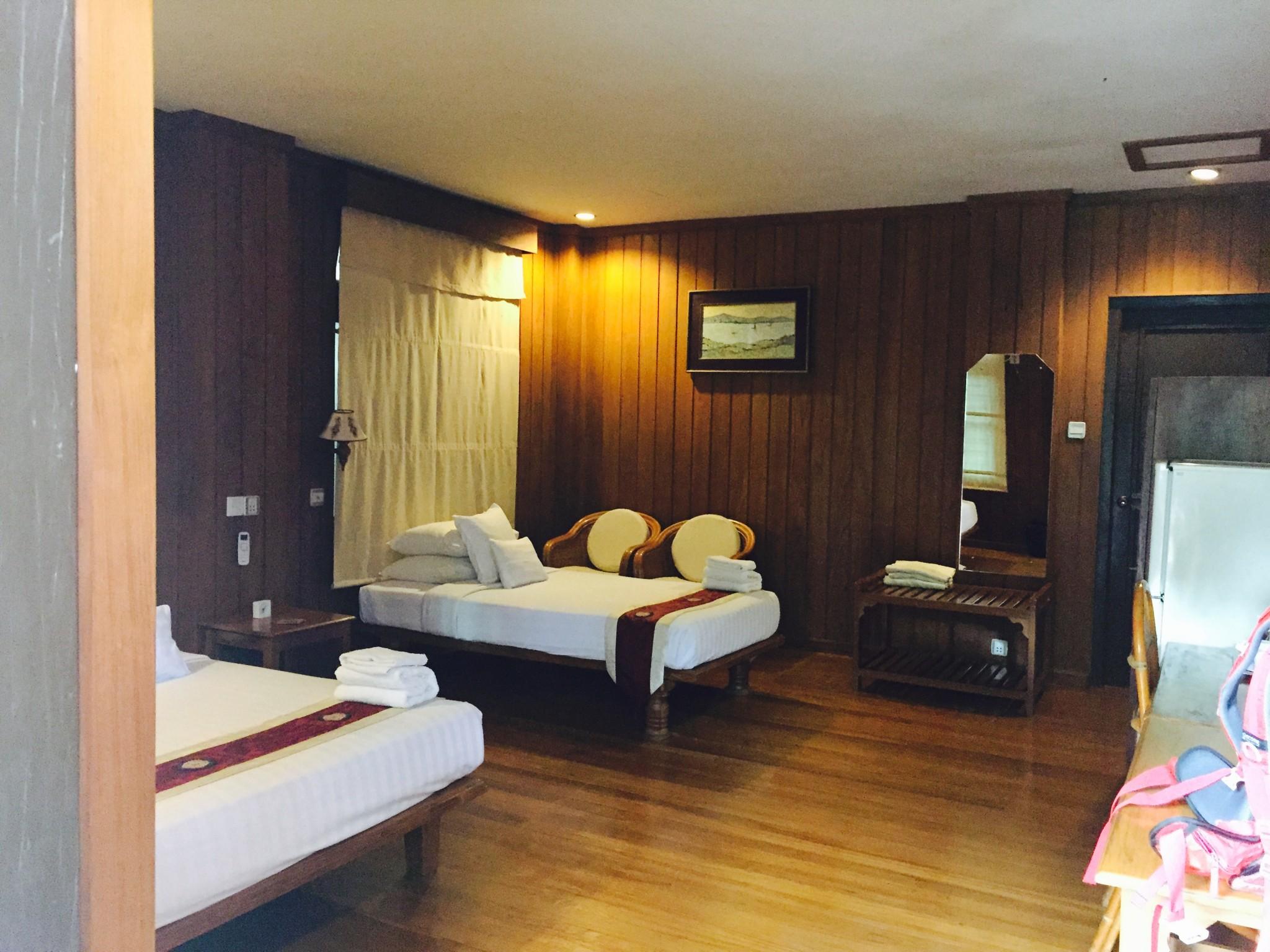 Aung Mingular Room