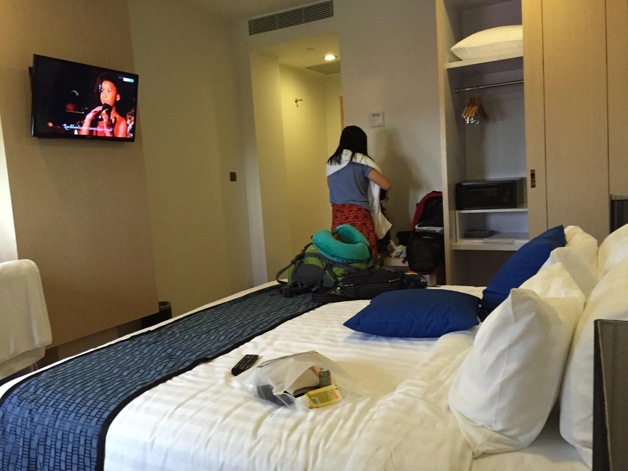 Holly Hotel Room