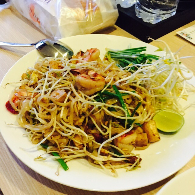 Pad Thai in Holly Hotel