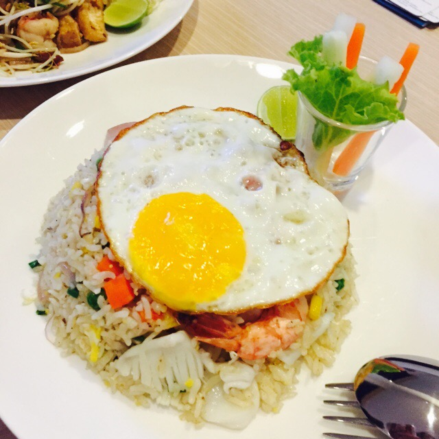Fried Rice in Holly Hotel